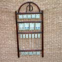 Bamboo Hanging Jewelry Display